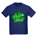 Irish Boy Kids Dark T-Shirt