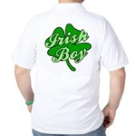 Irish Boy Golf Shirt