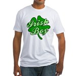 Irish Boy Fitted T-Shirt