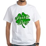 Irish Boy White T-Shirt