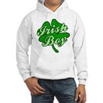 Irish Boy Hooded Sweatshirt