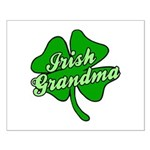Irish Grandma Small Poster