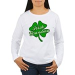 Irish Grandma Women's Long Sleeve T-Shirt