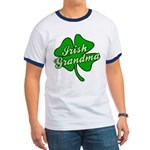 Irish Grandma Ringer T