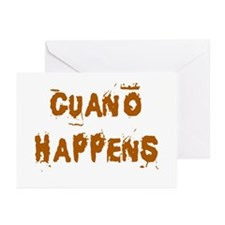 Guano Happens Greeting Cards (Pk of 10)