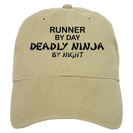 Runner Deadly Ninja Cap