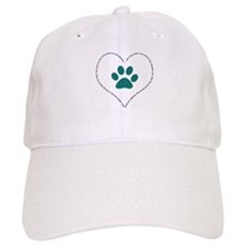 He is your friend..Teal Baseball Cap