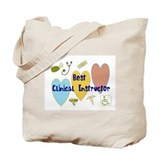 Nursing preceptor Tote Bag