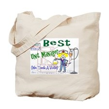 Cool Nurse manager Tote Bag