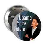 Obama for the Future Campaign Button