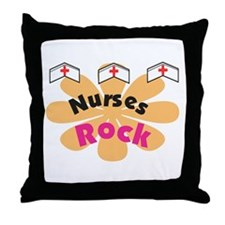 Cool Palliative care Throw Pillow