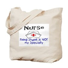 Cool Nursing Tote Bag