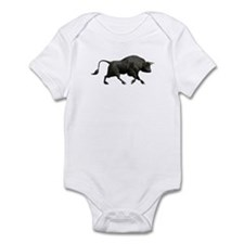 Black Bull Infant Bodysuit