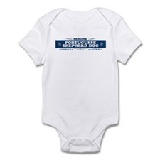 PORTUGUESE SHEPHERD DOG Infant Bodysuit