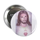 Sacred Heart Of Jesus Button