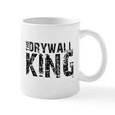 The Drywall King SQ Mug