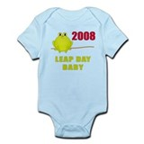 2008 Leap Year Baby Onesie