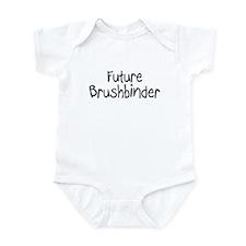 Future Brushbinder Infant Bodysuit