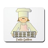 Cookie Goddess Mousepad