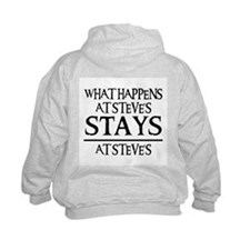 STAYS AT STEVE'S Sweatshirt