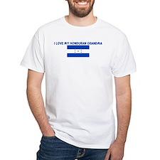 I LOVE MY HONDURAN GRANDMA Shirt