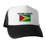 GUYANA FOREVER Trucker Hat