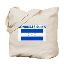 HONDURAS RULES Tote Bag
