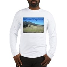 Biblical Explorer - Long Sleeve T-Shirt