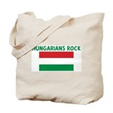 HUNGARIANS ROCK Tote Bag