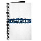 SCOTTISH TERRIER Journal