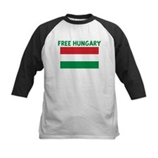 FREE HUNGARY Tee