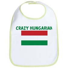 CRAZY HUNGARIAN Bib