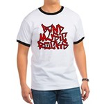 Band Music Rocks Ringer T