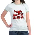 Band Music Rocks Jr. Ringer T-Shirt
