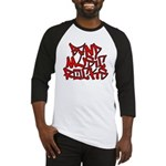 Band Music Rocks Baseball Jersey
