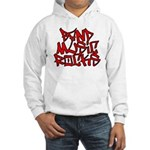 Band Music Rocks Hooded Sweatshirt