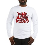 Band Music Rocks Long Sleeve T-Shirt