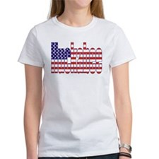 Mike Huckabee President Flag Tee