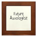 Future Auxologist Framed Tile
