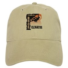 Rock Climbing Men's Baseball Cap