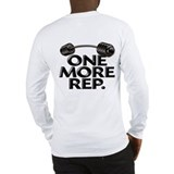 ONE MORE REP! Long Sleeve T-Shirt