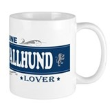 SWEDISH VALLHUND Small Mug