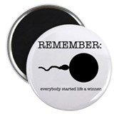 You're a Winner! Refridgerator Magnet