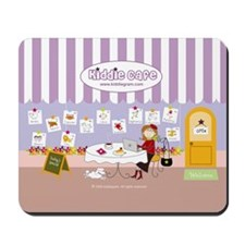 Kiddie Cafe Mousepad