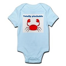 TOTALLY PINCHABLE Infant Bodysuit