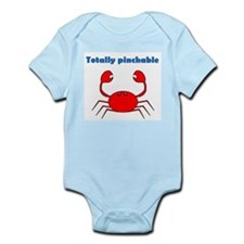 TOTALLY PINCHABLE Onesie