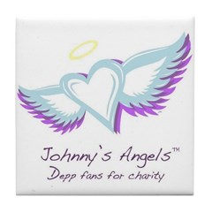 Johnny's Angels Tile Coaster 2008