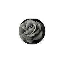 Rose Mini Button (10 pack)