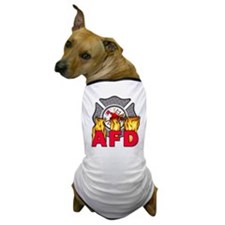 AFD Fire Department Dog T-Shirt
