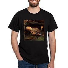 Millais Ophelia T-Shirt